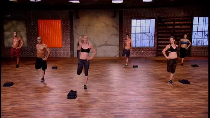 Jillian Michaels - Bodyshred - Workout Apex 8, Title 2