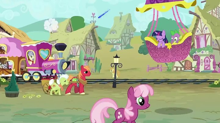 MLP SS6 Ep 3 - The Gift of the Maud Pie