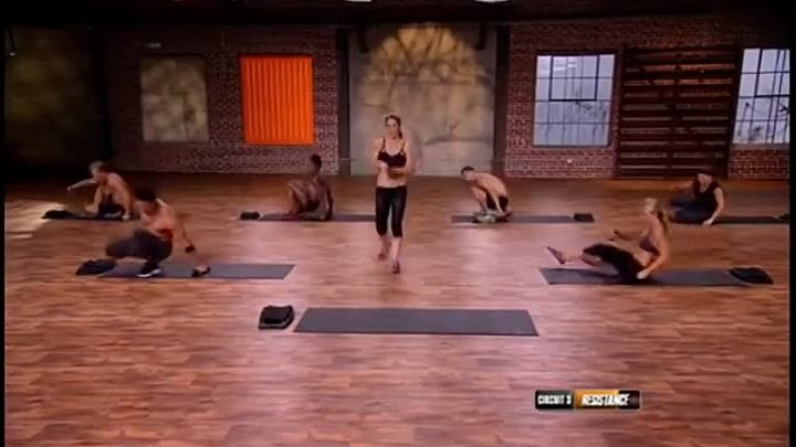 BODYSHRED WORKOUT Conquer 5 Title 2