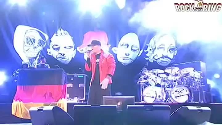 Limp Bizkit - Faith [HD] [Live@MTV Rock am Ring 2009]
