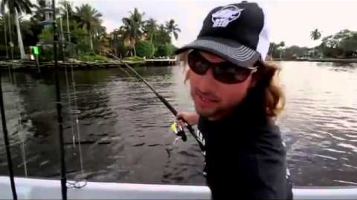 The Mullet Run Amazing Fishing Kindness MUST SEE TARPON EPISODE