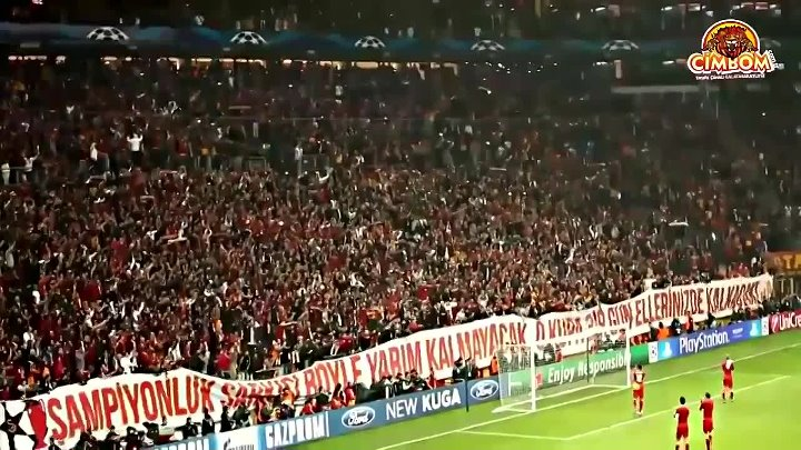 Galatasaray 3-2 Real Madrid - We Are Back Bitches !.mp4
