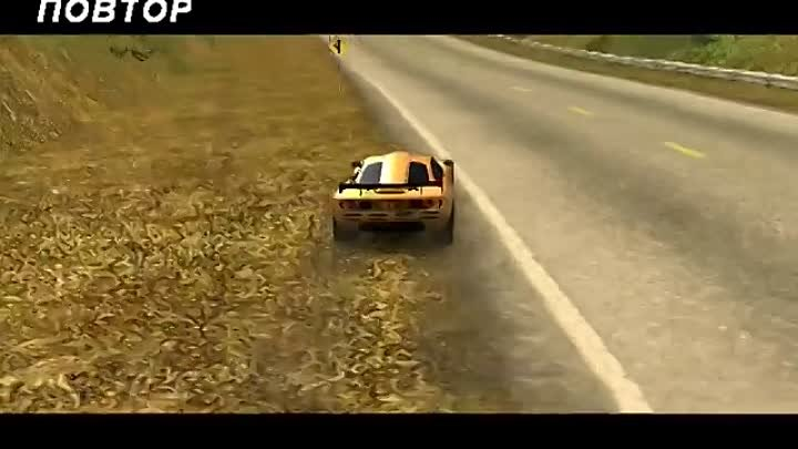 Need for Speed Hot Pursuit 2 - Гонки №3