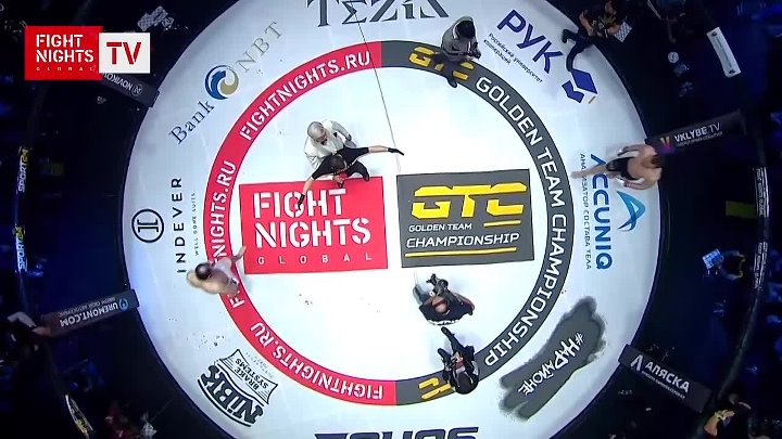 Руслан Тедеев. Слова после боя. FIGHT NIGHTS GLOBAL 91