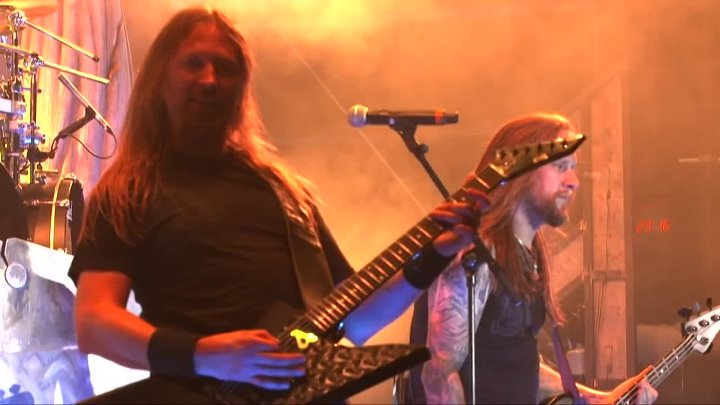 Amon Amarth - Raise Your Horns (Live at Summer Breeze - Official Video) 2018