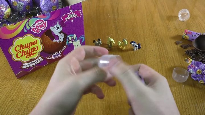 Kinder Сюрприз My little pony