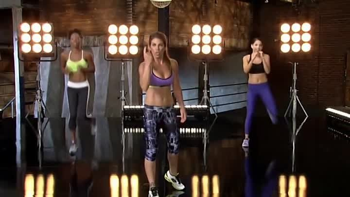 Jillian Michaels - One Week Shred (Workout 2)