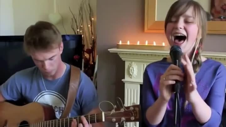 Demi Lovato Heart Attack - acoustic Cover by Connie Talbot.