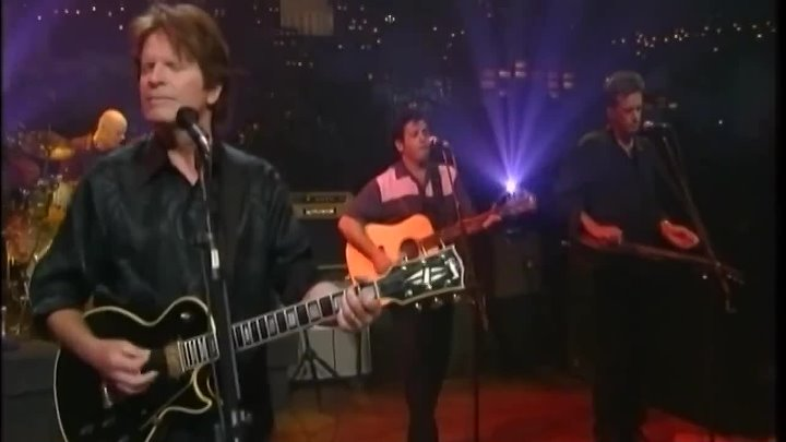 John Fogerty - A Hundred And Ten Degrees In The Shade - Austin, TX 2004