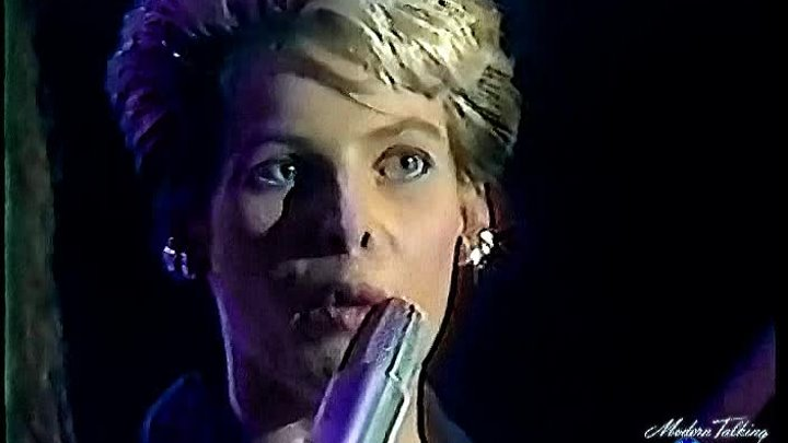 C.C. Catch - Don't Shoot My Sheriff Tonight & Don't Wait Too Long & House Of Mystic Lights (Live TVE A Tope, Spain 1988) MTW