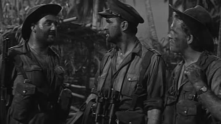 Yesterdays-Enemy (1959) Stanley Baker, Guy Rolfe, Leo McKern |