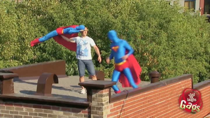 Real Life Superman IRL