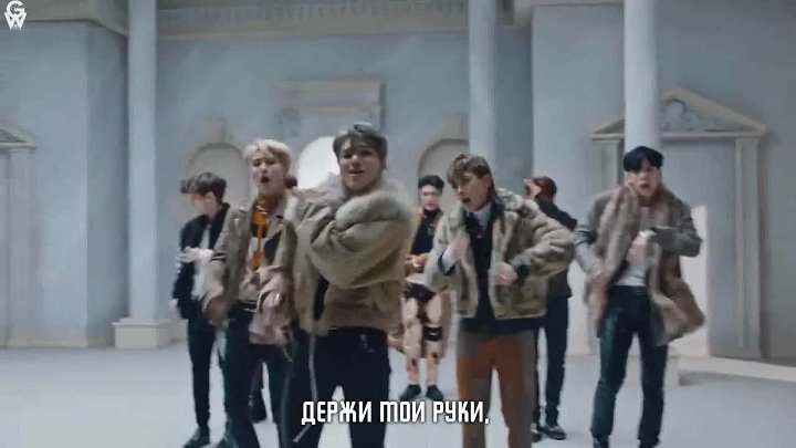 ATEEZ - Say my name [рус.саб]