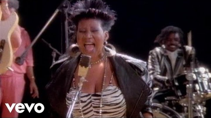 Aretha Franklin featuring Keith Richards and Whoopi Goldberg - Jumpin' Jack Flash