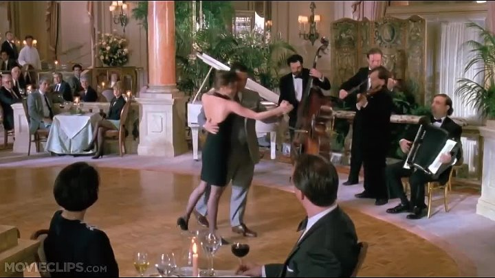 The Tango - Scent of a Woman (4-8) Movie CLIP (1992) HD