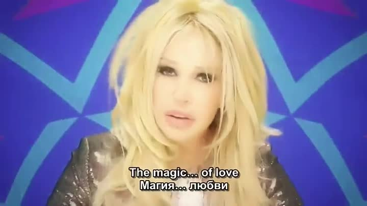 Spagna - The Magic Of Love + русские субтитры