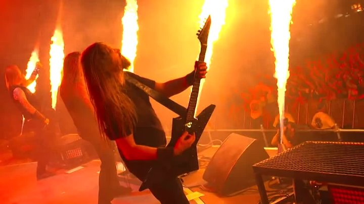 Amon Amarth - Guardians of Asgaard (Live at Summer Breeze 2018)