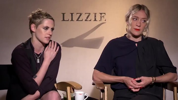 OTRC - KristenStewart and @OfficialChloeS talk to @OnTheRedCarpet about their upcoming movie @Liz
