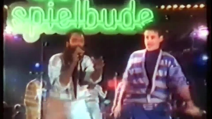 "BAD BOYS BLUE - I Wanna Hear Your Heartbeat (Live at ""Die Spielbude"", Germany, 1986)"