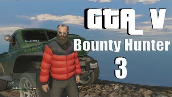 GTA 5 Bounty Hunter mission 3