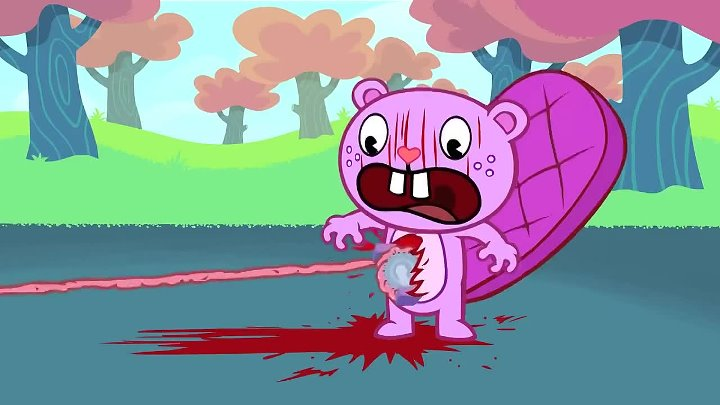 Happy Tree Friends - Brake The Cycle 73 Серия