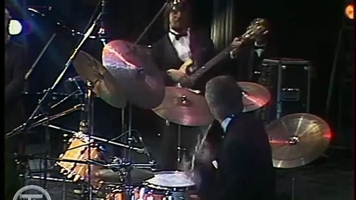 Квартет Д.Брубека в Москве. The Dave Brubeck Quartet in Moscow. Take Five (1987)