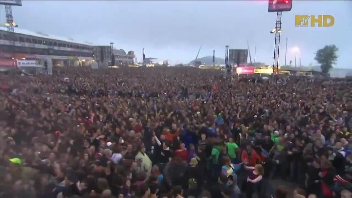 The Prodigy - Rock Am Ring 2009 Full.