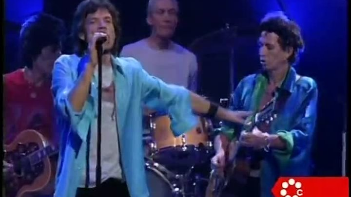 The Rolling Stones - Angie (1997)