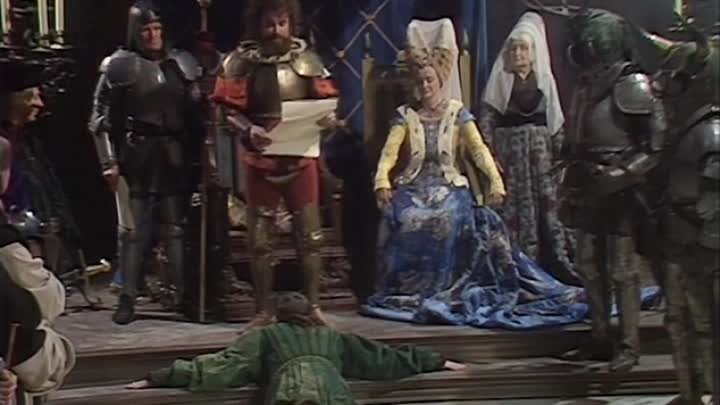 Blackadder - S1 - 06 - The Black Seal