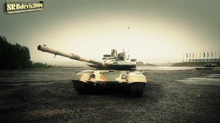 © 2011| Russian Tank T-90MS TAGIL | HD | Created by SRBdevis2000 | 1080p