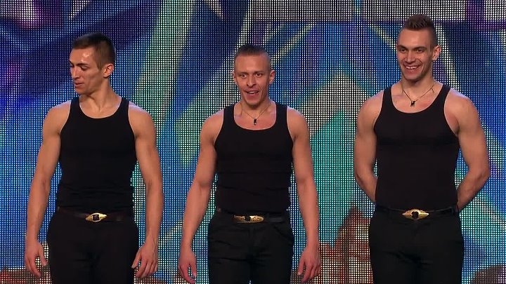 BGMT extra_ check out these Hungarian (thigh) slappers! _ Britain's Got More Talent 2015