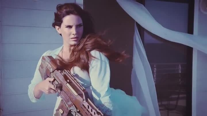 Lana Del Rey – High By The Beach (Official Music Video)