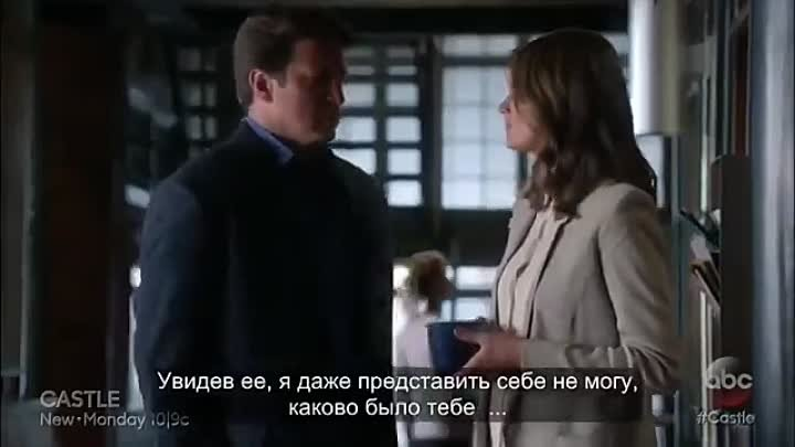 Castle 7.02 'Montreal' - sneak peek#1 (Rus Sub) (1)