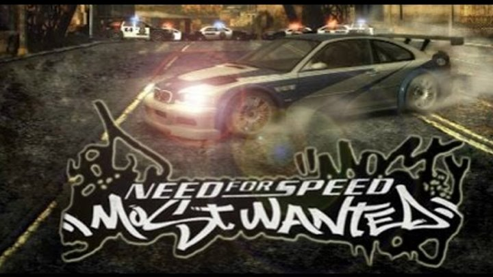 Прохождение игры Need For Speed Most Wanted - Начало №1