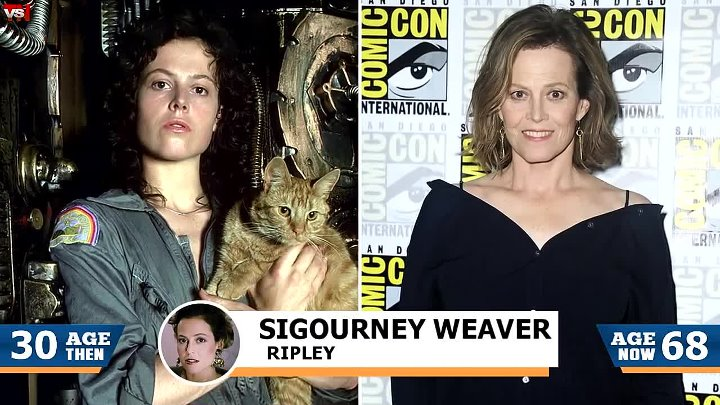 ALIEN - Then and Now ⭐ Real Name and Age