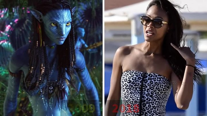 Avatar (2009) Cast_ Then and Now ★ 2018
