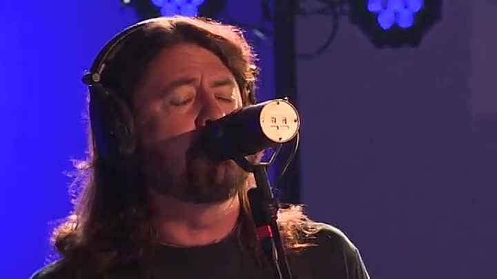 Foo Fighters - Let There Be Rock (AC/DC cover) (Heavy Metal)