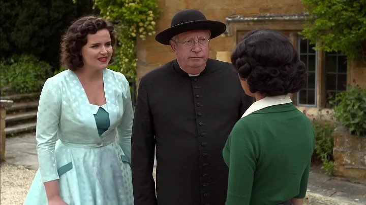 Отец Браун / Father Brown 7 Сезон (2019) 4 Серия из 10 / Жанр: криминал, детектив, драма