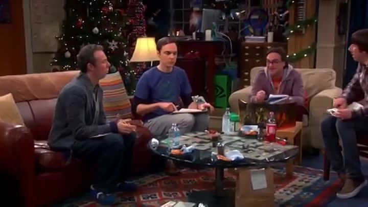 "Doctor Sheldon Cooper sings ""Good King Wenceslas"""