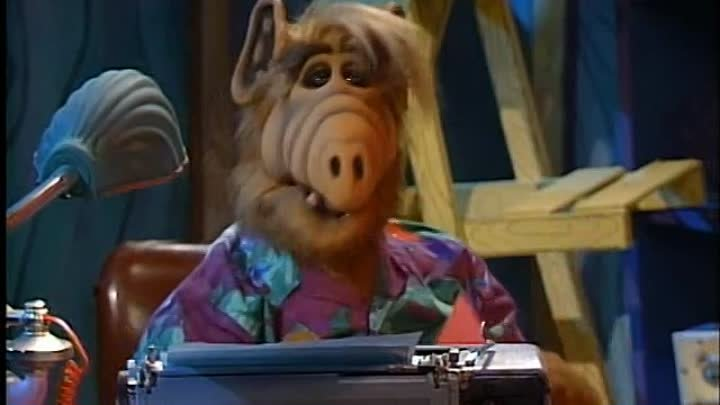 ALF s1e02 hair today bald tomorrow