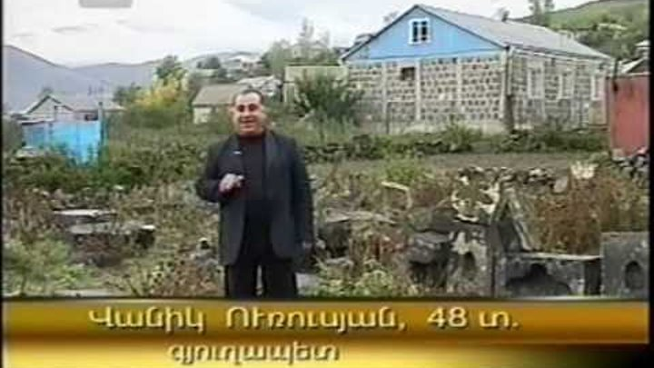 Armenia - Yerevan and its country life chapter 4/8 part 1/3