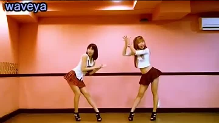 T-ara roly poly dance tutorial # Waveya Ari MiU