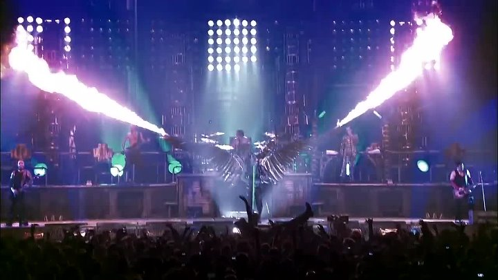 Rammstein - Engel (Live from Madison Square Garden)