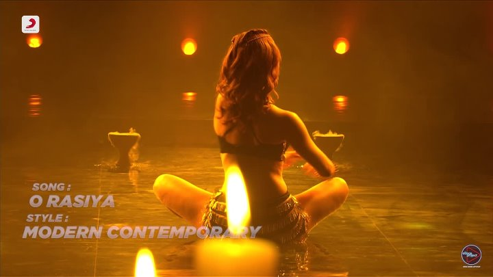 O Rasiya - Remix | Elli AvrRam | Kurbaan | The Dance Project