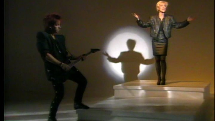 ROXETTE - I Call Your Name (Early TV Performance at Swedish Chart Show)