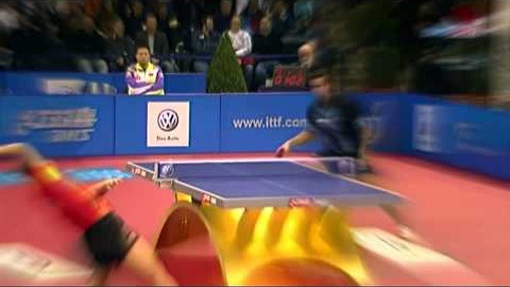 Table Tennis at its best ;)