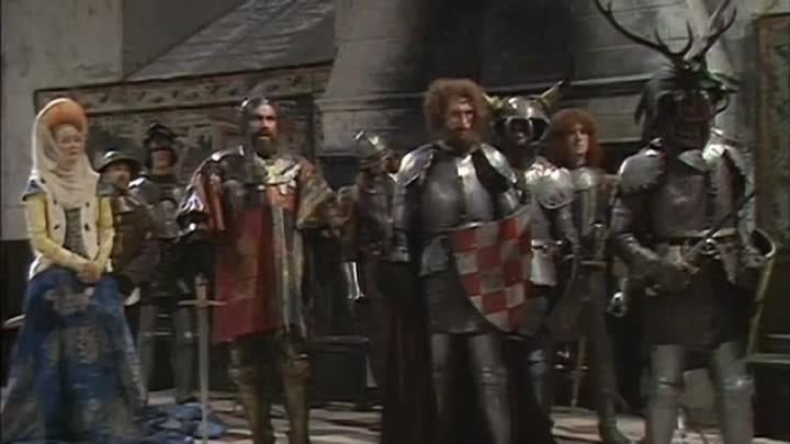 Blackadder - S1 - 01 - The Foretelling