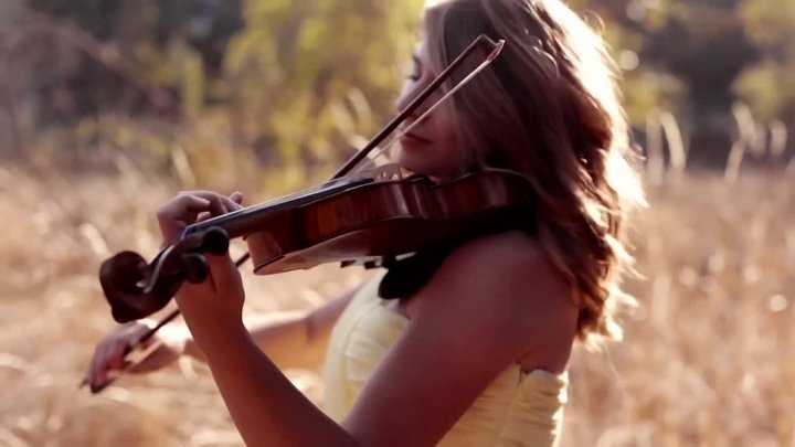 """Taylor Davis -For the Dancing and the Dreaming (From _""""How to Train Your Dragon 2_"""") - Violin Cover"""