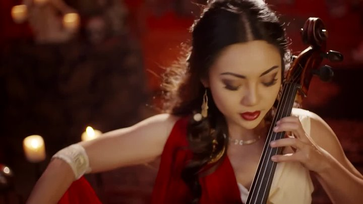 Tina Guo - Now We Are Free (Gladiator Main Theme) _improved video quality