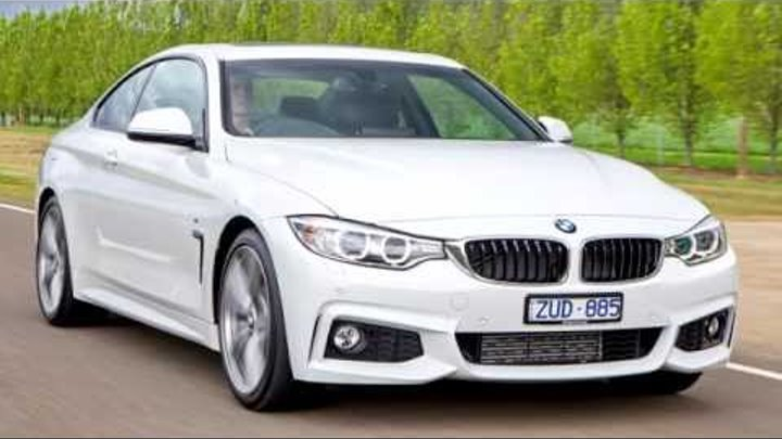 BMW 420d Coupe M Sport Package F32 '2013